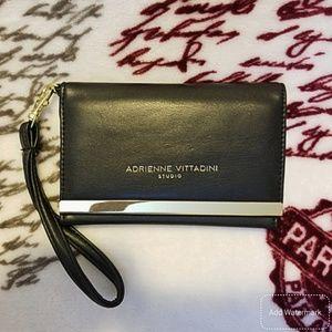 Adrienne Vitadini Wristlet Wallet
